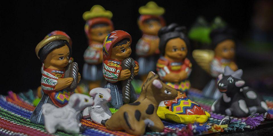 Maya Figuren